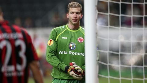Felix Wiedwald in der Europa-League-Saison 2013/2014