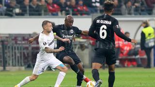 Jetro Willems und Jonathan de Guzmán im Spiel gegen Apollon Limassol