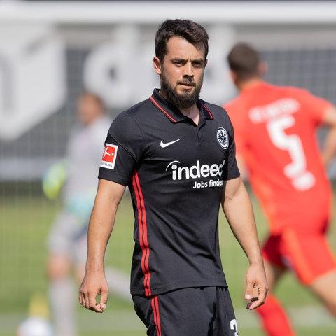 Amin Younes Eintracht Frankfurt