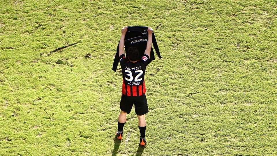 Eintracht-Zaubermaus Younes begeistert Frankfurt: