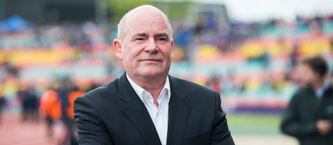 FFC-Frankfurt-Manager Siegfried Dietrich
