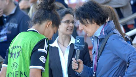 Martina Knief im Interview mit Celia Sasic