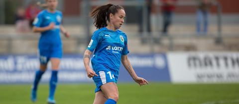 Geraldine Reuteler vom FFC Frankfurt