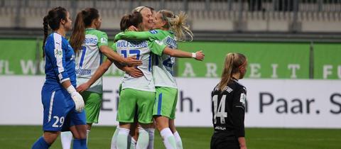 Wolfsburg FFC Frankfurt