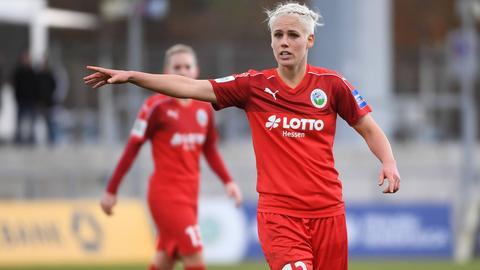 FFC-Spielerin Sophie Schmidt