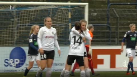 Turbine Potsdam gegen 1.FFC Frankfurt