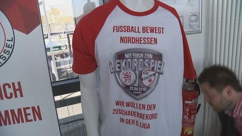 Hessenderby Kassel - Baunatal