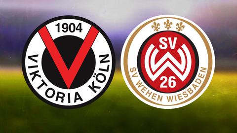 Viktoria Köln SV Wehen WIesbaden