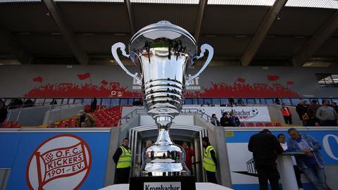 Hessenpokal Pokal