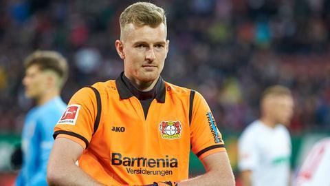 Ex-Eintracht-Torhüter Lukas Hradecky