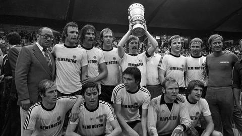 Imago Pokal Eintracht