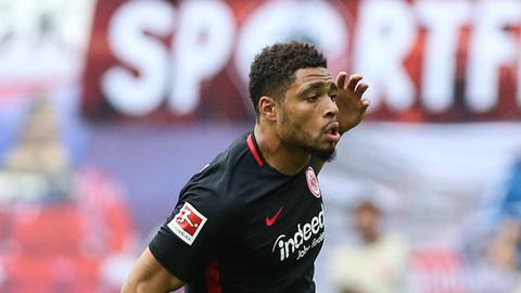 Simon Falette, Eintracht Frankfurt