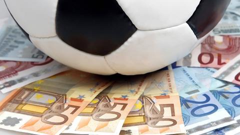 Imago Geld Fußball