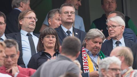 Rainer Koch ein Reinhard Grindel