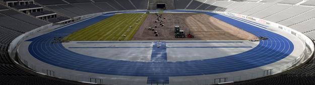 Imago Berlin Olympiastadion