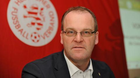 HFV-Präsident Stefan Reuß