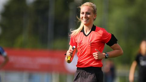 Julia Boike geht ihrer Leidenschaft mit großer Freude nach.