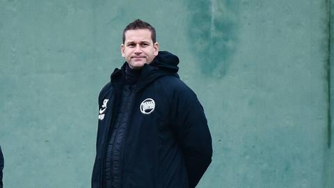 Steven Kessler von den Kickers Offenbach.