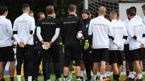 Löw leitet in Frankfurt das DFB-Training