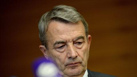 Wolfgang Niersbach, DFB-Präsident