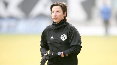 Schiedsrichterin Katrin Rafalski