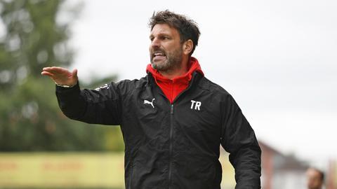 Adrian Alipour, Trainer des TSV Steinbach Haiger