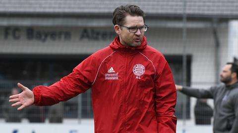Artur Lemm, Trainer Bayern Alzenau