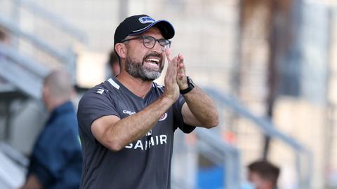 Angelo Barletta ist nicht mehr Trainer des FSV.