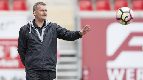 Kassels Coach Tobias Cramer