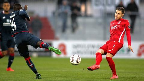 Der SC Hessen Dreieich unterliegt im Kellerduell dem FSV Mainz II.