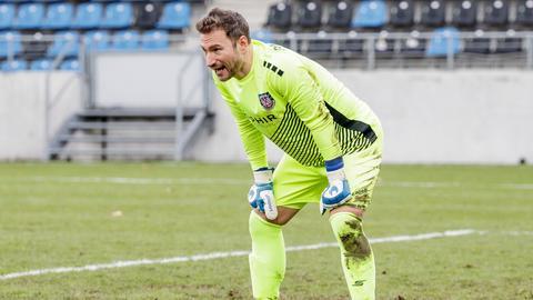 Daniel Endres vom FSV Frankfurt.