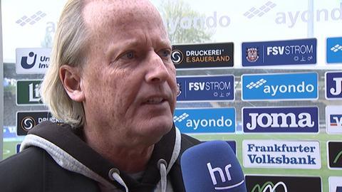 Michael Görner, Trainer FSV Frankfurt