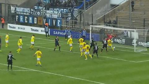 FSV gegen 1. FC Saarbrücken