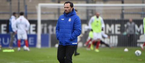 Thomas Brendel vom FSV Frankfurt