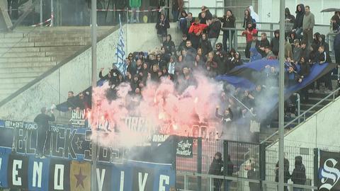 Fans FSV Frankfurt