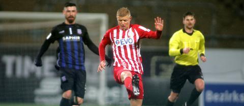 Umkämpfte Spiele zwischen dem FSV Frankfurt und den Offenbacher Kickers gab es in der Vergangenheit viele.