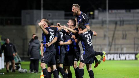 FSV-Sieg gegen Balingen