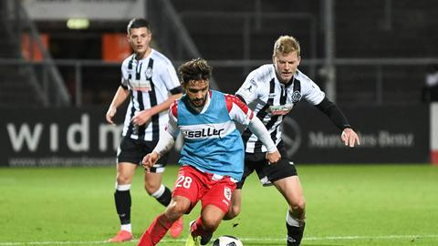 Niklas Mohr FC Gießen