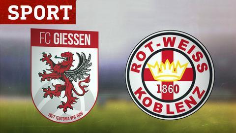 FC Gießen - Rot Weiß Koblenz