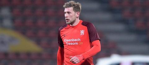 Sebastian Schmeer erzielte den Ausgleich für den KSV.