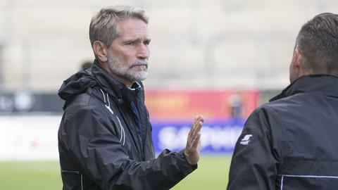 FSV-Trainer Alexander Conrad