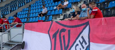 Fans des TSV Steinbach