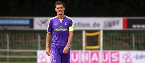 Johannes Flum vom SC Freiburg