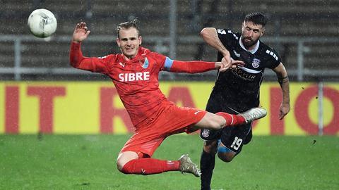 Imago FSV Frankfurt gegen den TSV Steinbach
