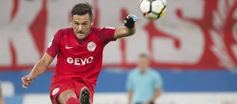 Dren Hodja von den Offenbacher Kickers