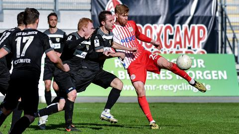 Fetsch von den Offenbacher Kickers