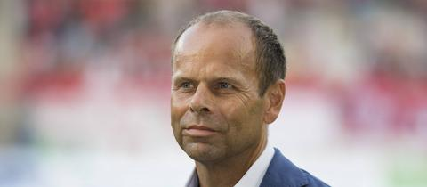 OFC-Präsident Joachim Wagner