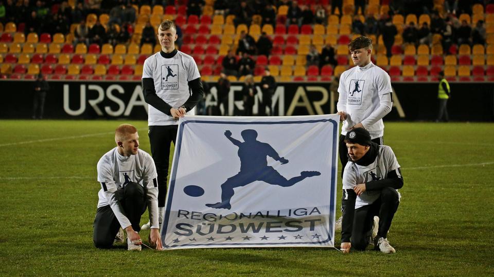 Das Logo der Regionalliga Südwest