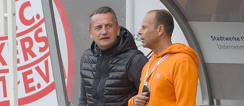 Thomas Sobotzik und Joachim Wagner
