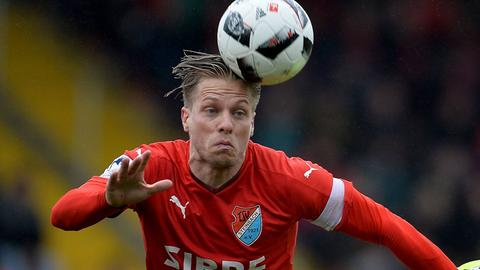 Timo Kunert vom TSV Steinbach